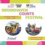 Brookhaven presents the Brookhaven Counts Festival at Northeast Plaza