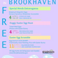 Eggstra-ordinary Easter Egg Hunt returns to Lynwood Park April 4