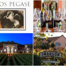 Wine Dinner: Clos Pegase & Swanson Vineyards