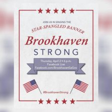 Brookhaven Strong - Facebook Live Event