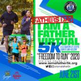 I Am a Father 5K Virtual Run