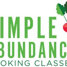 VIRTUAL SIMPLE ABUNDANCE COOKING CLASS