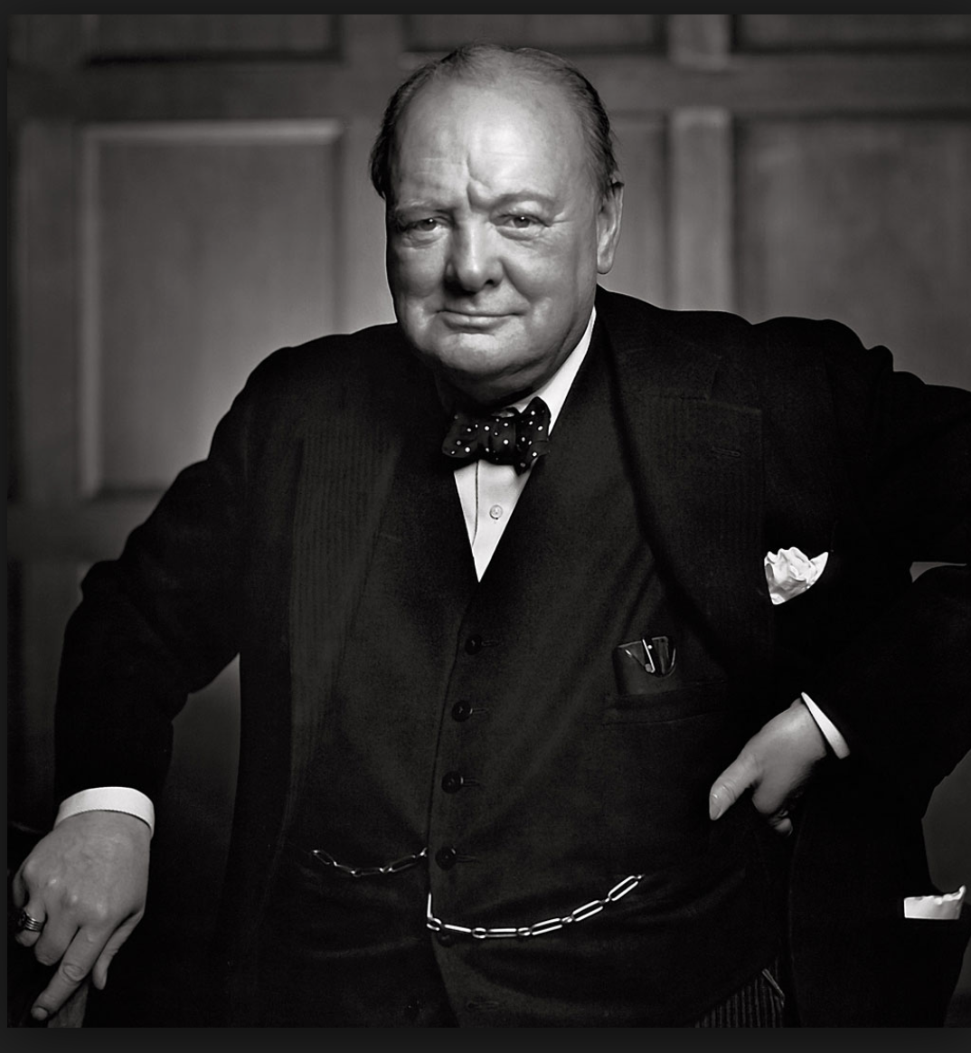 History Alive ~ The Winston Churchill You Never Knew