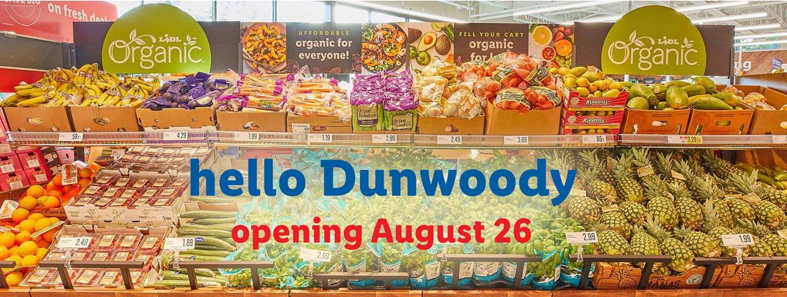 LIDL Dunwoody Grand Opening