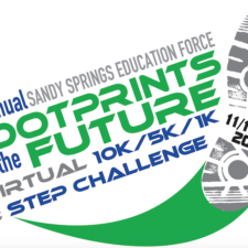 Footprints for the Future Virtual 10K/5K/1K/Step Challenge