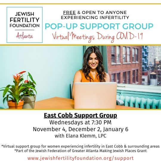 EAST COBB INFERTILITY SUPPORT GROUP