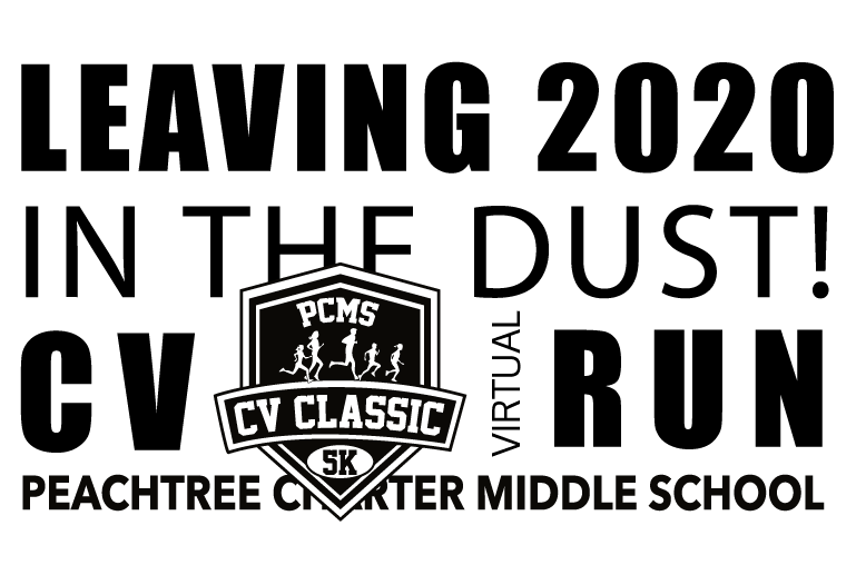 Online Registration for Peachtree Charter Middle School CV Classic Virtual 5k