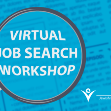 Virtual Job Search Workshop - Jewish Family & Career Services