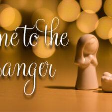 Come To The Manger: LiveNativity and Carol Service