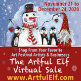 The Artful Elf Sale