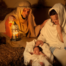 Come to the Manger: Carols & Live Nativity