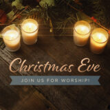 Celebrate Christmas Eve with Dunwoody UMC!