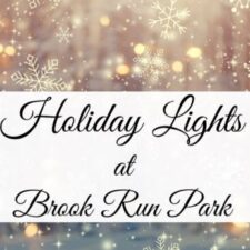 Holiday Lights at Brook Run