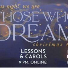 Christmas Eve at St. Luke's Presbyterian Church (Virtual Only)