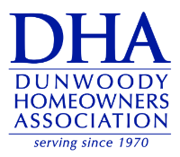 Dunwoody Homeowners Association Annual Meeting
