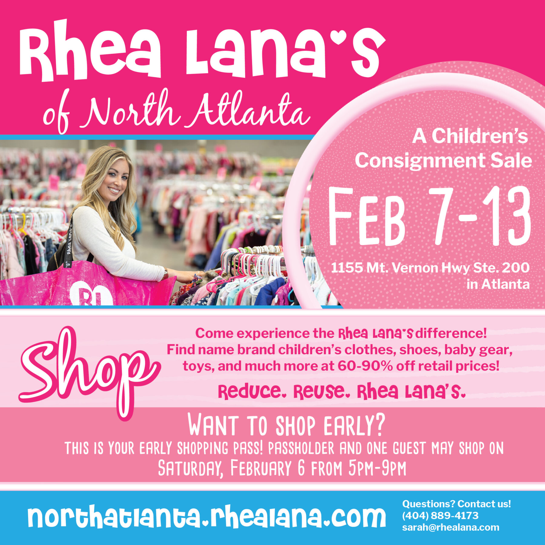 Rhea Lana's Children's Consignment of North Atlanta