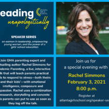 Leading, Unapologetically- Speaker Session featuring Rachel Simmons