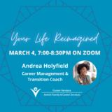 Speaker Event: Your Life Reimagined