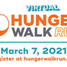 VIRTUAL HUNGER WALK RUN