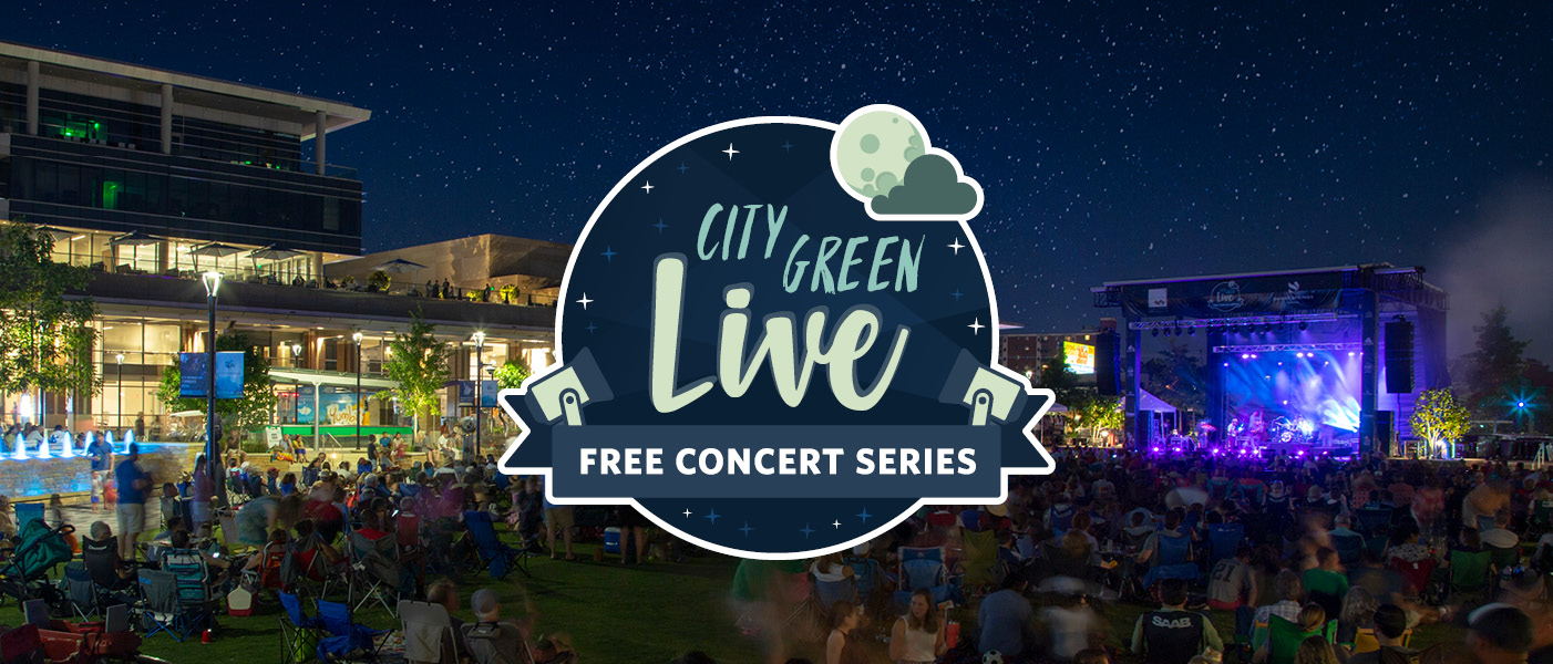 City Green Live Sandy Springs!