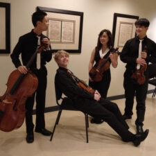 Franklin Pond Chamber Music - Fall Into Spring Concert