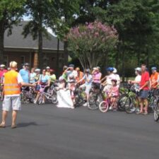 Dunwoody Sunday Cycle ~ Our community bike ride for ALL ages & abilities!