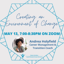 Creating an Environment of Change