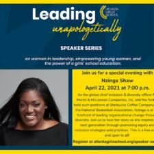 Women in Leadership Virtual Speaker Event