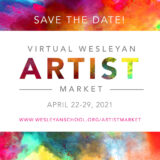 The 23rd Annual Wesleyan Artist Market