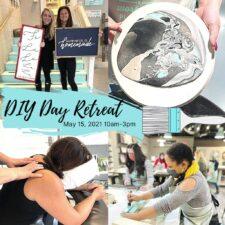 Ladies DIY Day Retreat