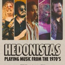 """""""Groovin' on the Green"""" Hedonistas to jam with music from the '70s on July 10"""