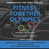 Fitness Together - First Annual Fitness Olympics on June 26!