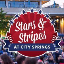 Sandy Springs Stars & Stripes Annual Fireworks Celebration