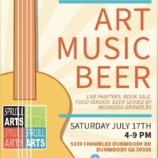 Art! Music! Beer!