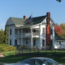 Open House at Cheek-Spruill Farmhouse: All invited