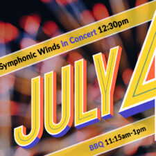 Chamblee Methodist July 4th Concert and BBQ