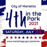 Marietta's Independence Day Celebration on the 3rd!