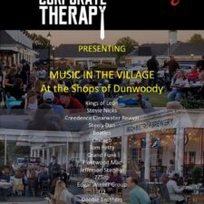 Corporate Therapy Live - Classic Rock for the Shops of Dunwoody!